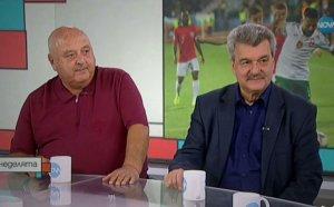 Стефанов: Скандалът беше подготвен, всички кандидати за БФС са фалирали