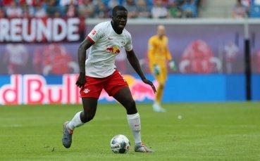 Байерн изпреварва Тотнъм и Арсенал за защитник на Лайпциг