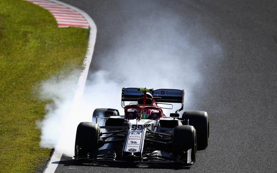 Алфа Ромео излиза от Формула 1?