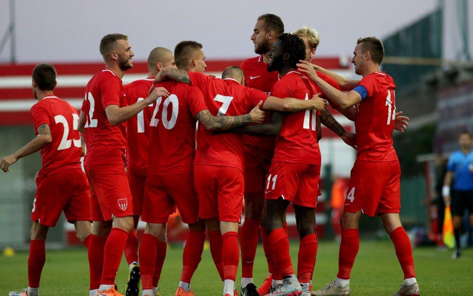 Отборът на Царско село постигна категорична победа с 3:0 срещу