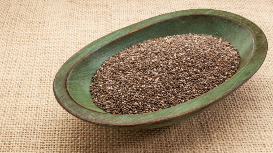 Новата мания - семената от чиа