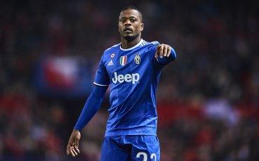 Евра призна, че в Юнайтед е било като във ваканция, за разлика от Юве