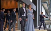 <p><strong>Деси Радева</strong> впечатли с елегантна рокля в Токио</p>