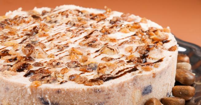 Любопитно Фантазия с кестени: бърза рецепта за една изкушаваща торта