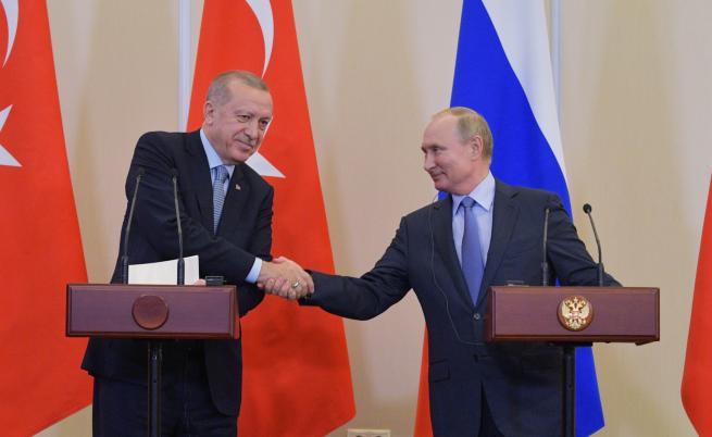 Русия и Турция със съвместни патрули в Сирия