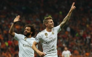Кроос върна Реал на правилния път в Шампионската след победа в Истанбул