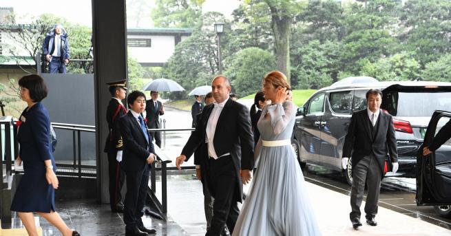 Любопитно Експерт: Радеви изглеждаха по-добре от кралските двойки Радеви безспорно