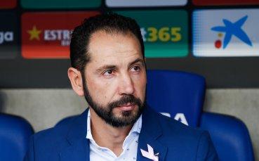 Треньорът на Еспаньол: Предимство за Лудогорец е увереността