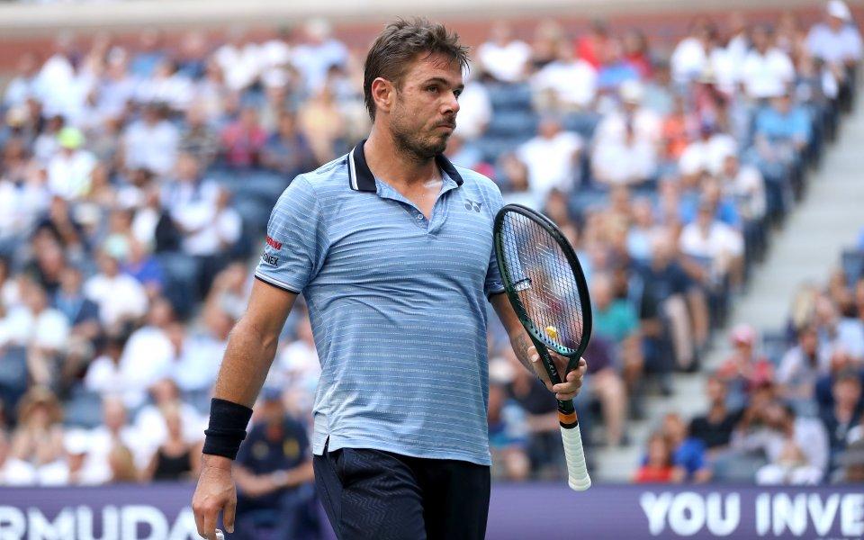 Стан Вавринка се класира за втория кръг на тенис турнира