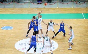 Балкан шокира Енисей с 2 точки разлика