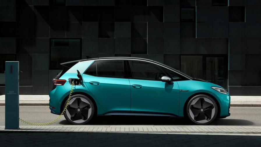 Залогът на VW от $50 млрд. на електромобилите