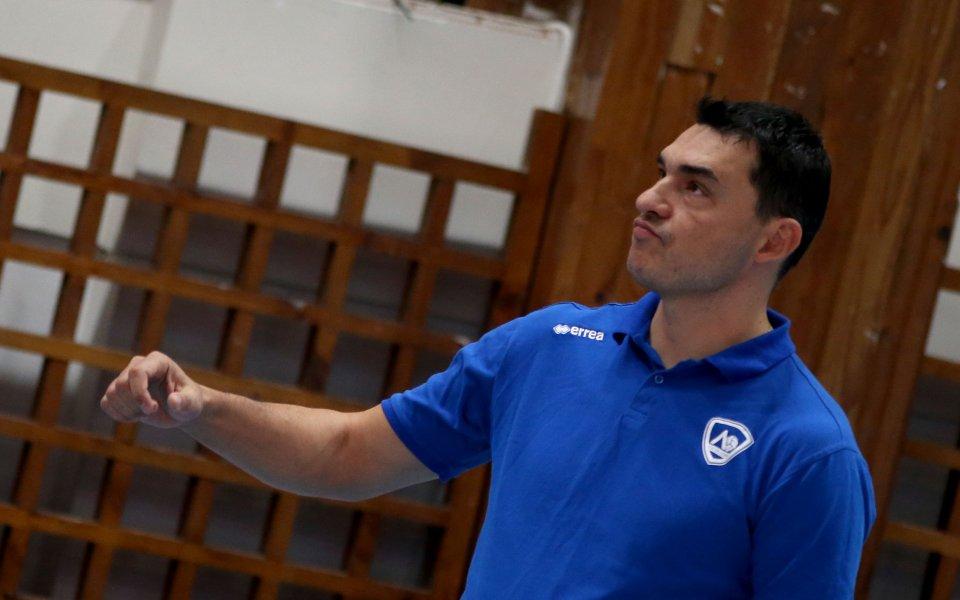 Снимка: Волейболният Левски с две нови попълнения
