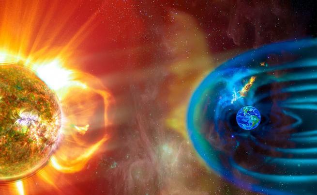 Геомагнитна буря удари Земята, как ще ни повлияе