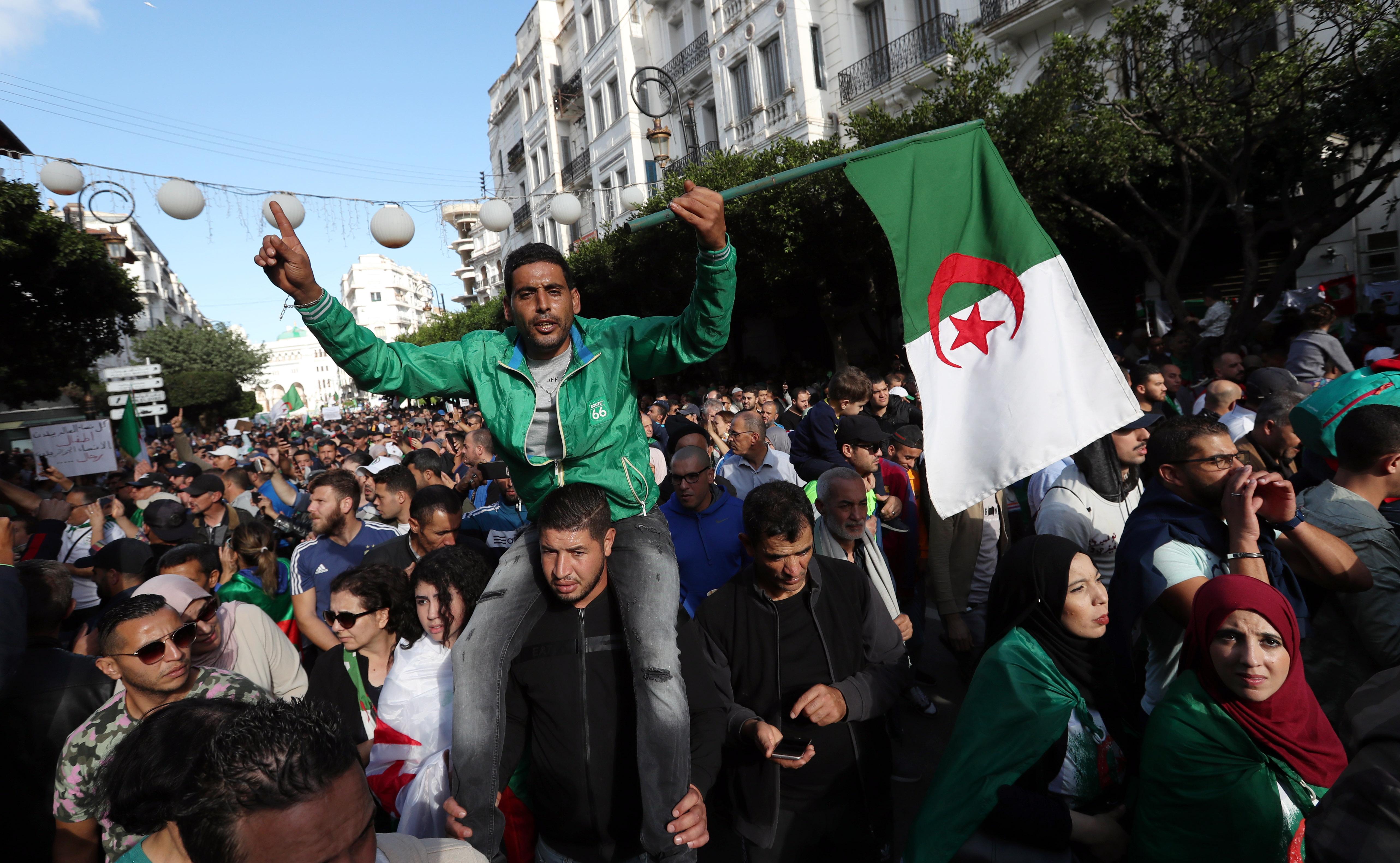<p>Алжир</p>
