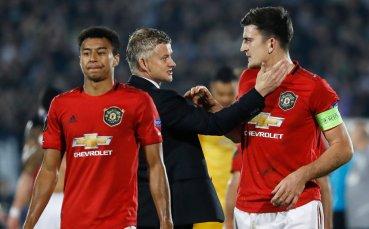 Издънка на Манчестър Юнайтед води преговори с няколко клуба