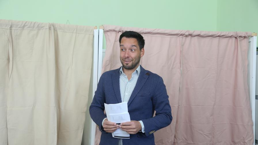 <p>Изненадата на вота в София - Борис Бонев</p>