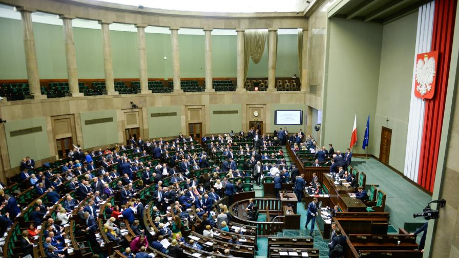 Полският парламент