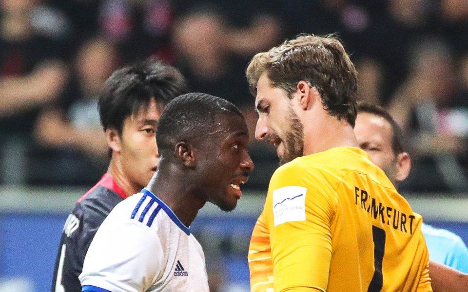 Рома и Валенсия наддават за френски национал