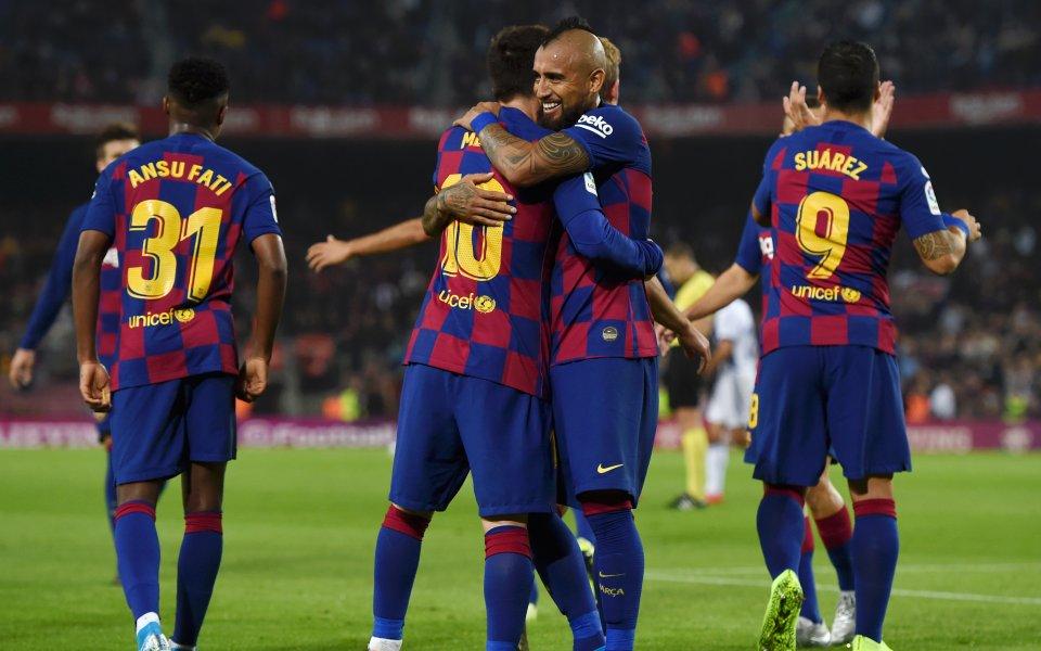 Миланска схватка за халф на Барселона