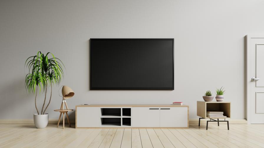 Как да изберем правилния размер на телевизора