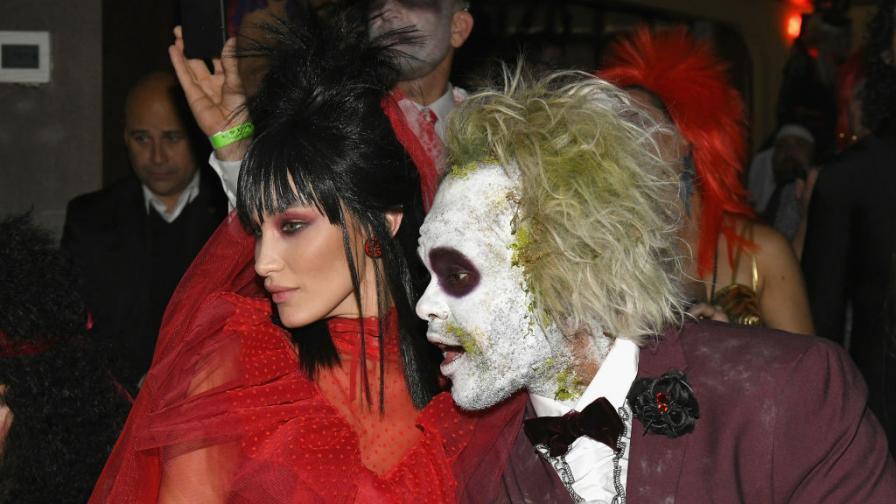 <p><strong>Хелоуинът на звездите</strong>. Кой облече най-страшния костюм?</p>