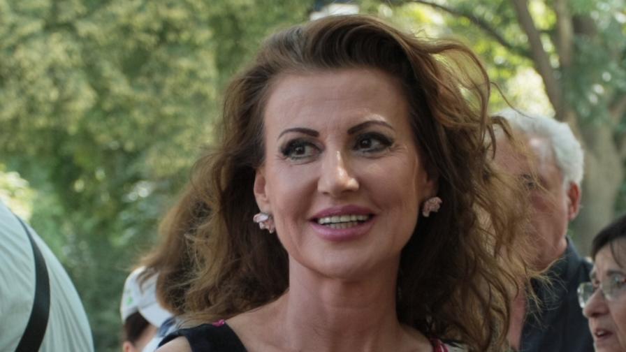 <p><strong>Илиана Раева</strong> стана баба за втори път</p>