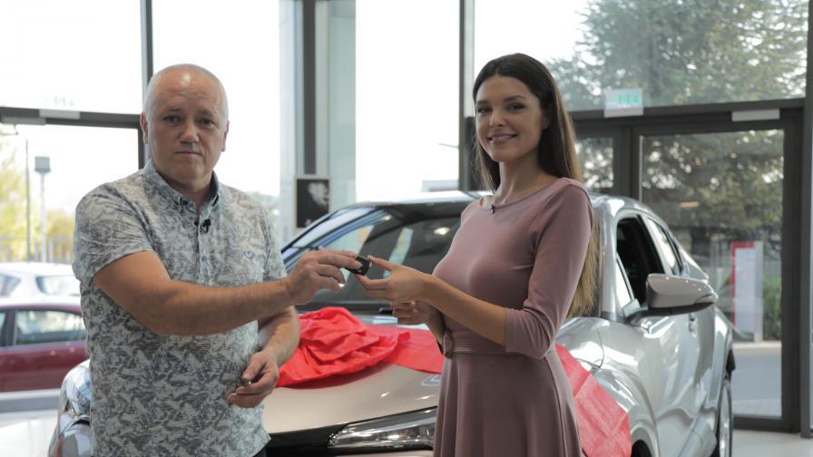 Щастливец от Златица спечели кросоувър от Национална лотария