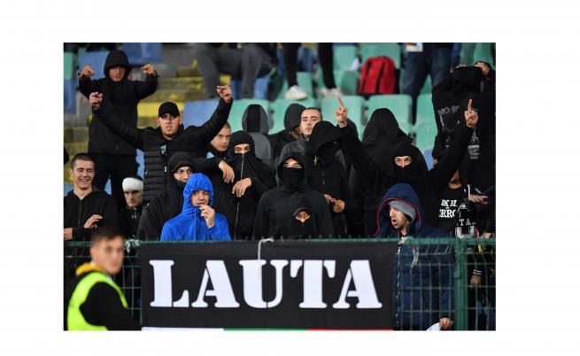 Критики срещу УЕФА: Твърде леко наказание за България