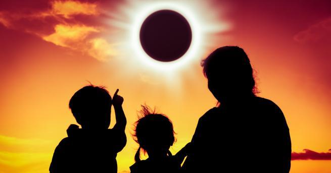 Любопитно Слънчевите затъмнения, които промениха историята Автор: Русалин Венев 1