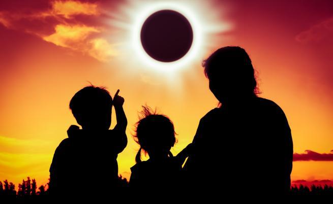 Слънчевите затъмнения, които промениха историята