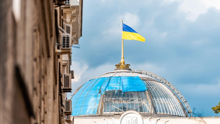 <p>Подадена оставка след секс-скандала в Украйна&nbsp;</p>