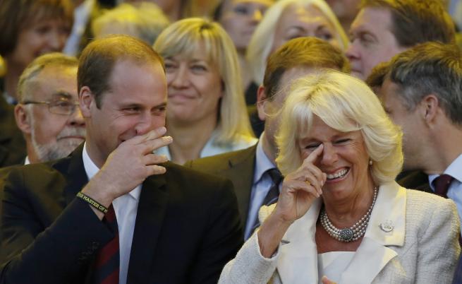Едни от най-забавните моменти на кралското семейство