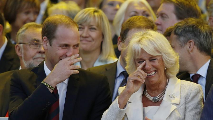 <p><strong>Най-забавните</strong> моменти на кралското семейство</p>