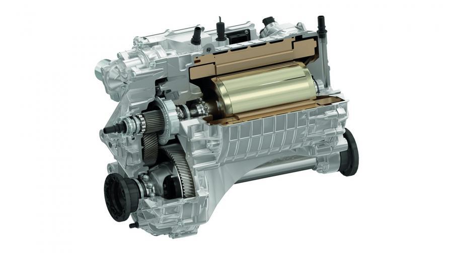Magna работи по следващото поколение електрически мотор