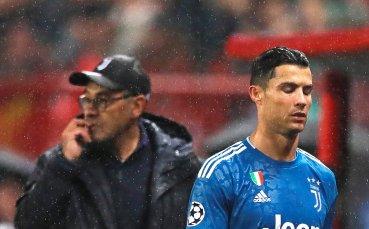 Роналдо наруши мълчанието относно скандала със Сари