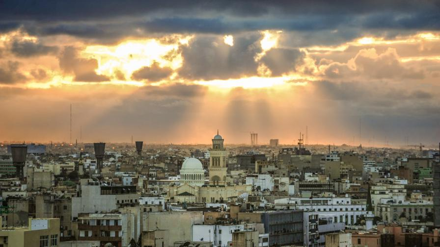 Триполи, Либия