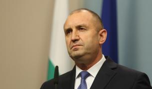 Радев: Борисов няма право да иска свикване на ВНС