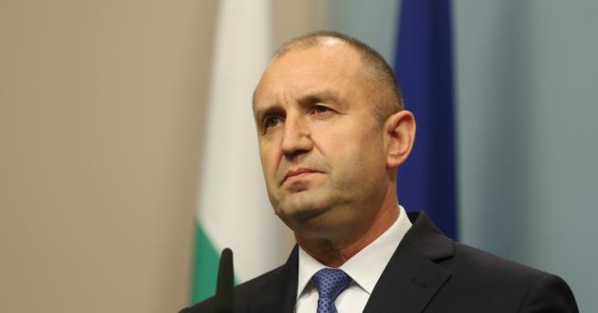 България Румен Радев връща предложението за назначаване на Иван Гешев