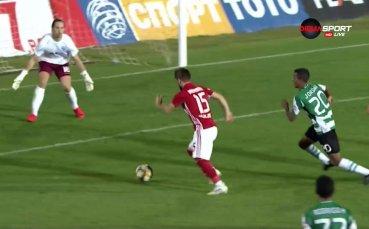 Как ЦСКА пречупи Черно море?