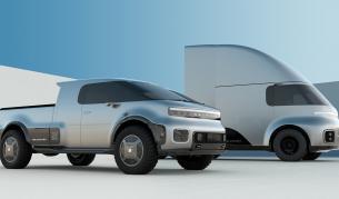 <p>Нови електрически пикап и влекач срещу Tesla</p>