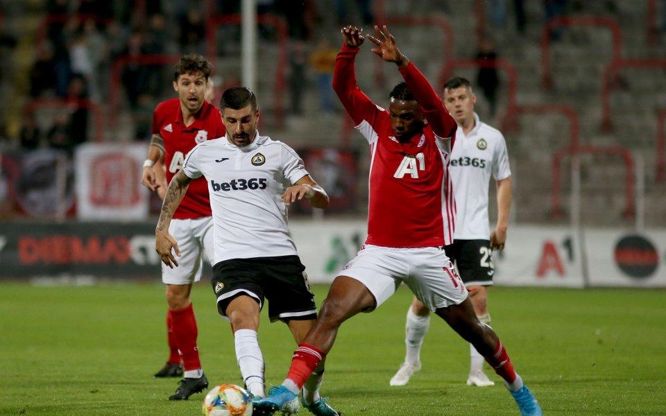 Нигериец от ЦСКА иска още време за адаптация
