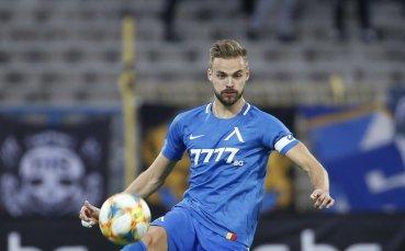 Ейолфсон се е разделил с Левски, обявиха новия му отбор