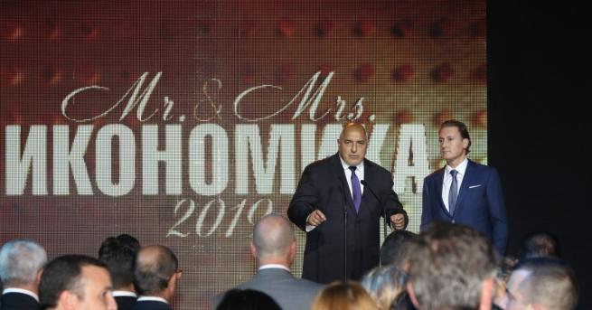 България Борисов: Последните 10 г. вървим все нагоре Премиерът бе