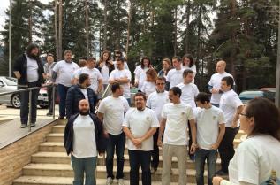 Част от екипа на XS Software