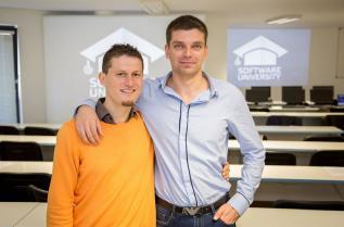 Светлин Наков и Христо Тенчев