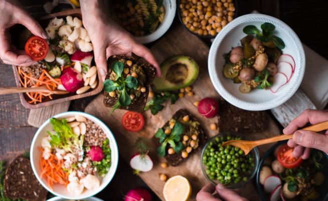 Как да се храним пълноценно по време на пост