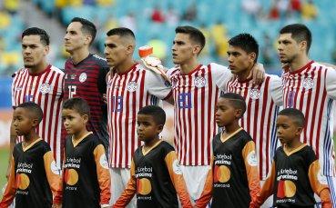 Шеф на футбола в Парагвай с доживотно наказание да работи в спорта