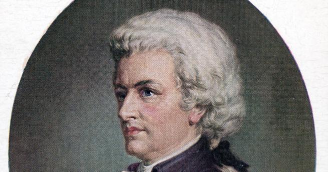 Любопитно Показаха много рядък портрет на 13-годишния Моцарт (СНИМКА)