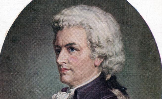 Показаха много рядък портрет на 13-годишния Моцарт (СНИМКА)