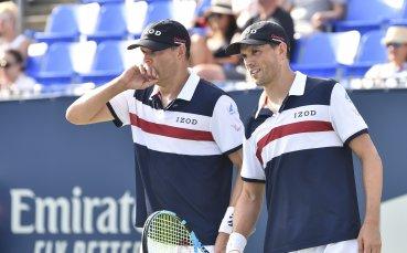 Братята Брайън анонсираха оттеглянето си от тениса